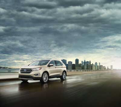 Ford Edge White
