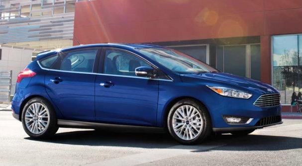 2011 Ford Focus Fuel Filter Location