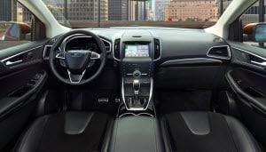 Ford Edge Vs  Toyota Highlander