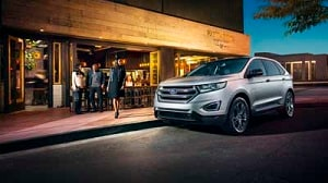 Ford Edge Fordpass Package