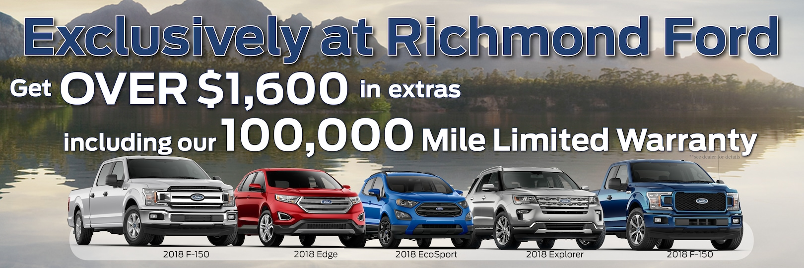 Ford Dealership Short Pump | Richmond Ford West