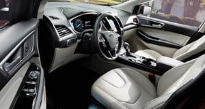Ford Edge Cargo Space Experience It In Person