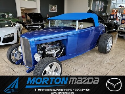 1932 Ford Convertible