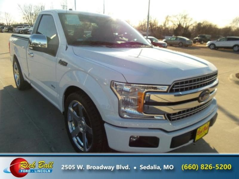 2018 Ford F-150 XL Regular Cab Pickup