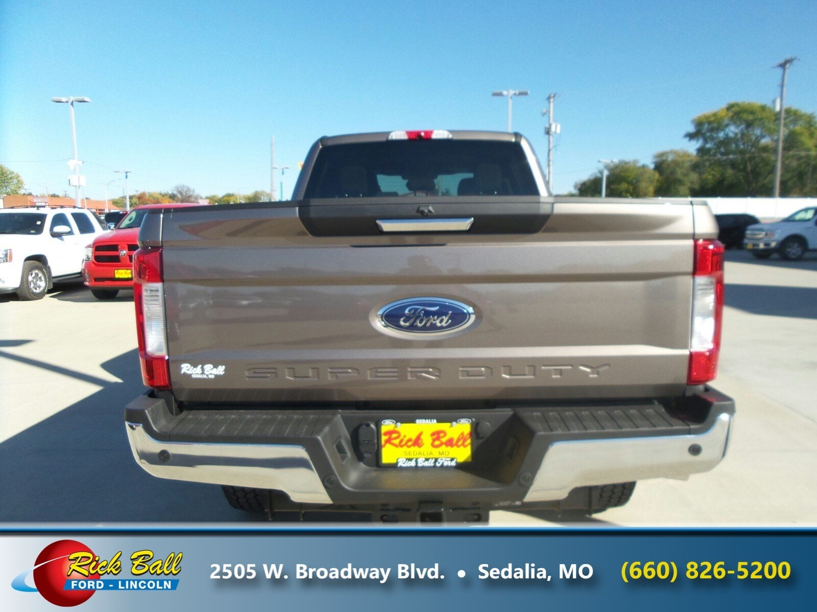 Rick Ball Ford >> New 2019 Ford Superduty For Sale At Rick Ball Ford Lincoln