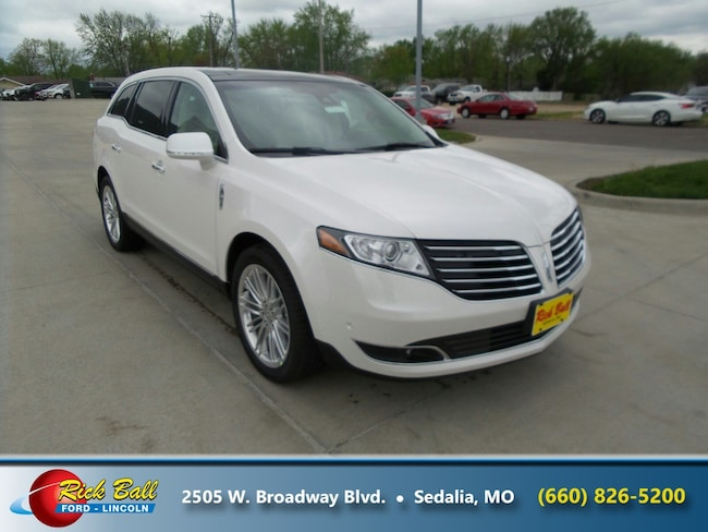 2019 Lincoln MKT UTILITY SUV