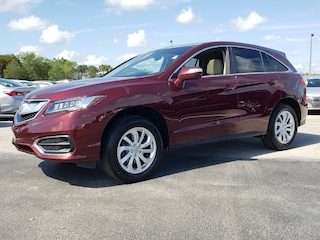 Used 2017 Acura RDX V6 with Technology Package SUV 5J8TB3H51HL004207 THL004207 Fort Lauderdale