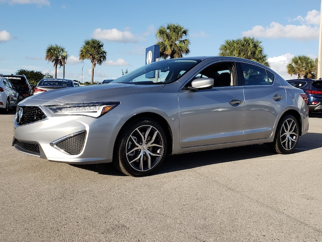 New 2019 Acura ILX with Technology Sedan Fort Lauderdale