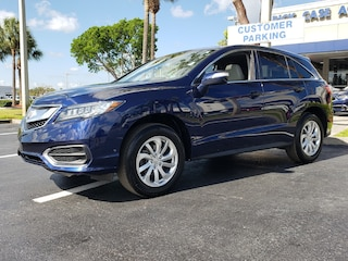 Certified Pre-Owned 2016 Acura RDX RDX with Technology SUV PAGL018133 Fort Lauderdale
