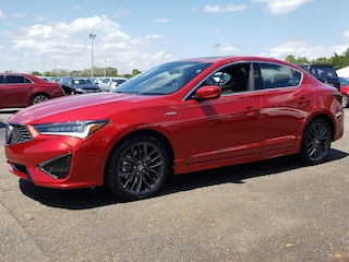 New 2019 Acura ILX with Premium and A-Spec Package Sedan 19UDE2F84KA006538 AKA006538 Ft. Lauderdale