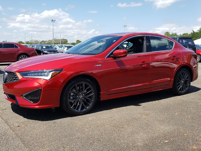 New 2019 Acura ILX with Premium and A-Spec Package Sedan Fort Lauderdale