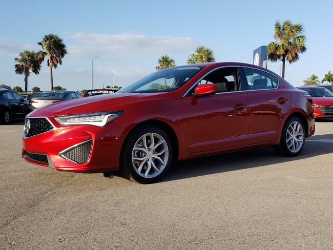 New 2019 Acura ILX Base Sedan Fort Lauderdale