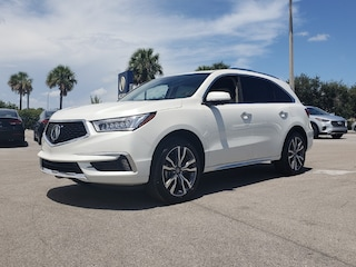2019 Acura MDX with Advance Package SUV 5J8YD3H86KL000851 AKL000851