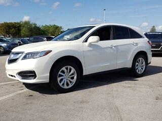 Used 2017 Acura RDX V6 SUV 5J8TB3H33HL017748 THL017748 Fort Lauderdale