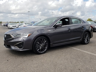 New 2019 Acura ILX with Premium and A-Spec Package Sedan 19UDE2F80KA003989 AKA003989 Ft. Lauderdale