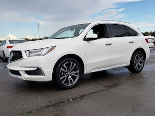 New 2019 Acura MDX SH-AWD with Advance Package SUV 5J8YD4H82KL003932 AKL003932 Ft. Lauderdale