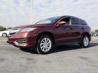 Certified Pre-Owned 2017 Acura RDX V6 SUV LHL022843 Fort Lauderdale