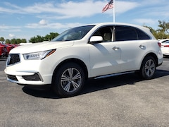 New 2019 Acura MDX Base SUV Fort Lauderdale