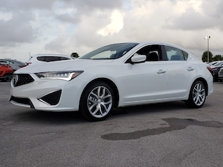 New 2019 Acura ILX Base Sedan 19UDE2F34KA001585 AKA001585 Ft. Lauderdale