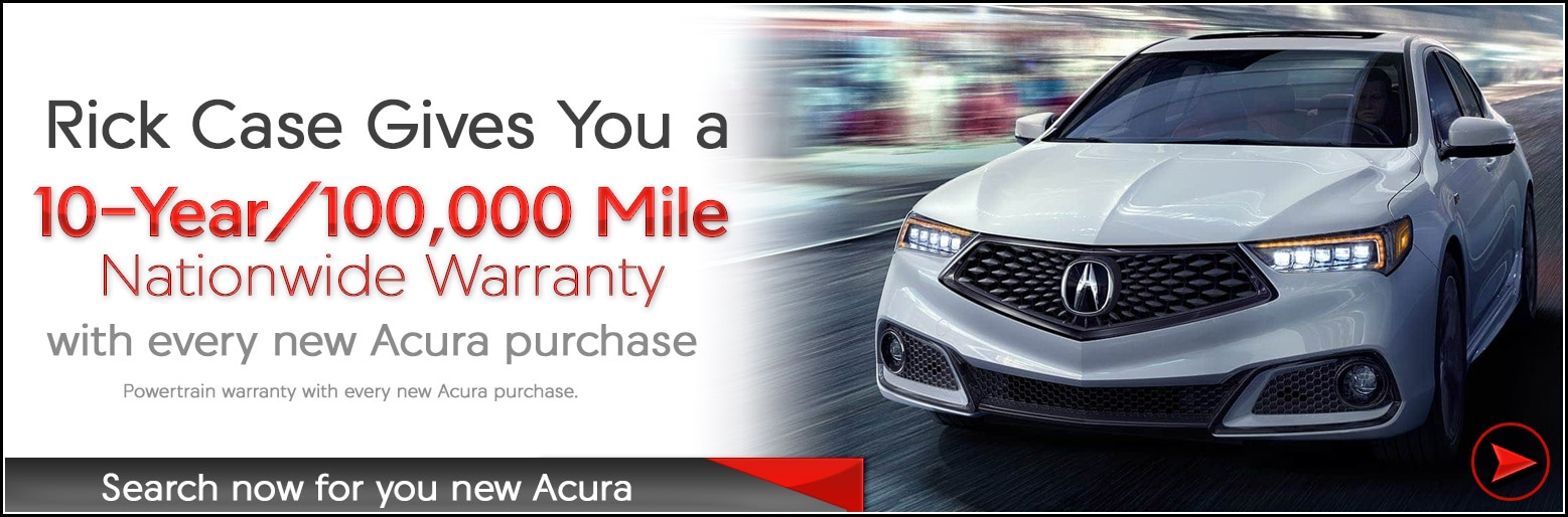 Rick Case Acura Fort Lauderdale Acura Dealer Serving Miami - Acura dealer fort lauderdale