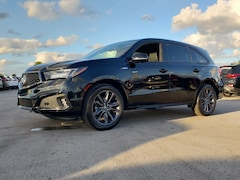 New 2019 Acura MDX SH-AWD with A-Spec Package SUV Fort Lauderdale