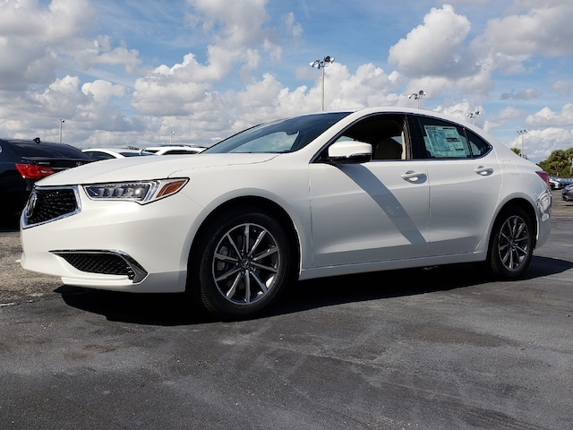 2018 Acura Tlx Fort Lauderdale New Acura Tlx Near Miami