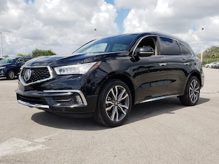 New 2019 Acura MDX with Advance Package SUV 5J8YD3H80KL001459 AKL001459 Ft. Lauderdale