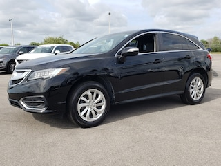 Certified Pre-Owned 2016 Acura RDX RDX with Technology SUV PAGL017618 Fort Lauderdale