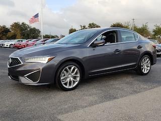 New 2019 Acura ILX Base Sedan 19UDE2F34KA000856 AKA000856 Ft. Lauderdale