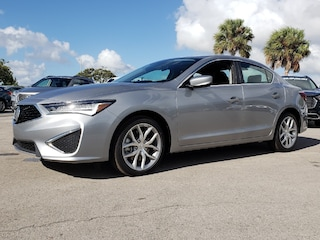 New 2019 Acura ILX Base Sedan 19UDE2F34KA001232 AKA001232 Ft. Lauderdale