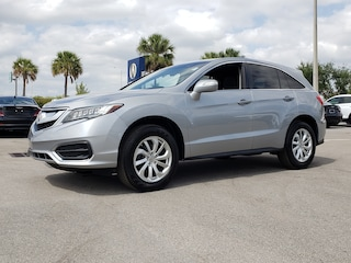 Used 2017 Acura RDX V6 with Technology Package SUV 5J8TB3H52HL007097 THL007097 Fort Lauderdale