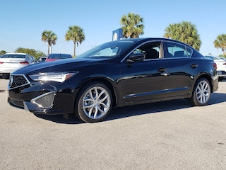 New 2019 Acura ILX Base Sedan 19UDE2F33KA004705 AKA004705 Ft. Lauderdale