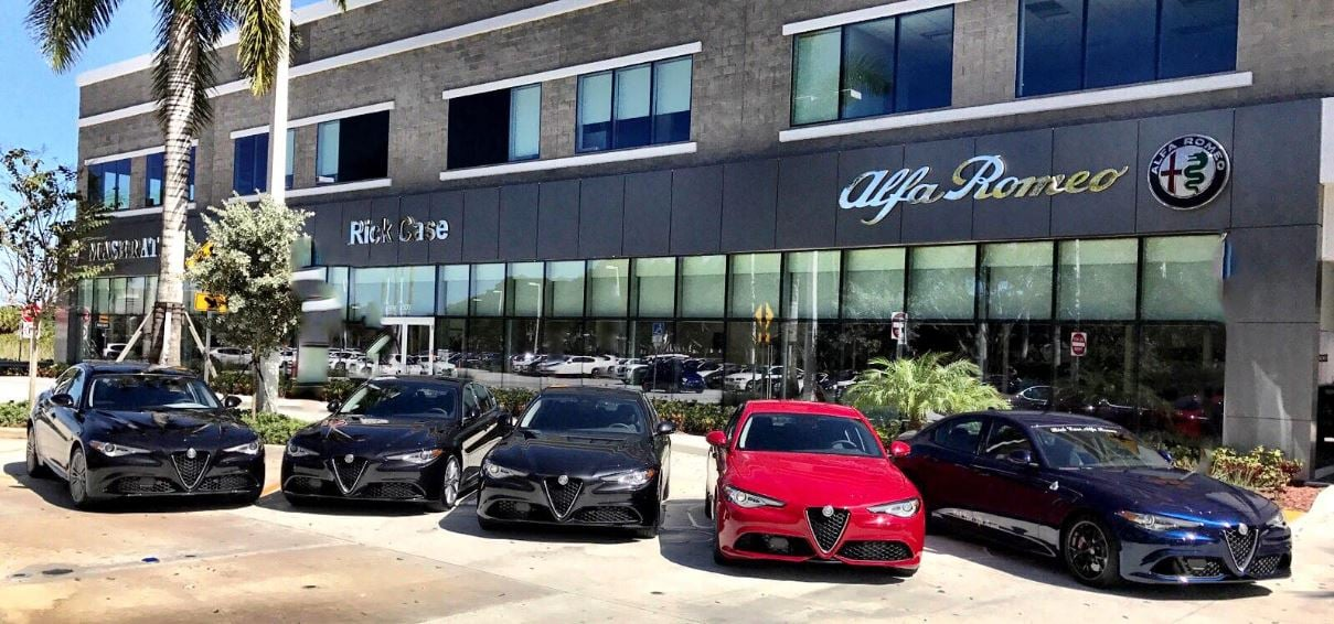 Alfa Romeo Dealer Serving Boca Raton New Alfa Romeo Near Boca Raton