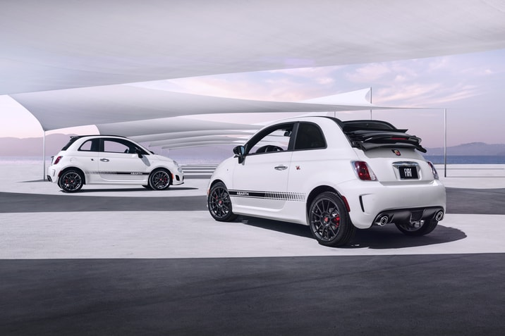 FIAT 500 Abarth and 500c Abarth Automatic