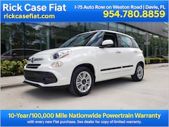 New 2019 FIAT 500L POP Hatchback ZFBNFAAH3KZ042369 KZ042369 Davie FL