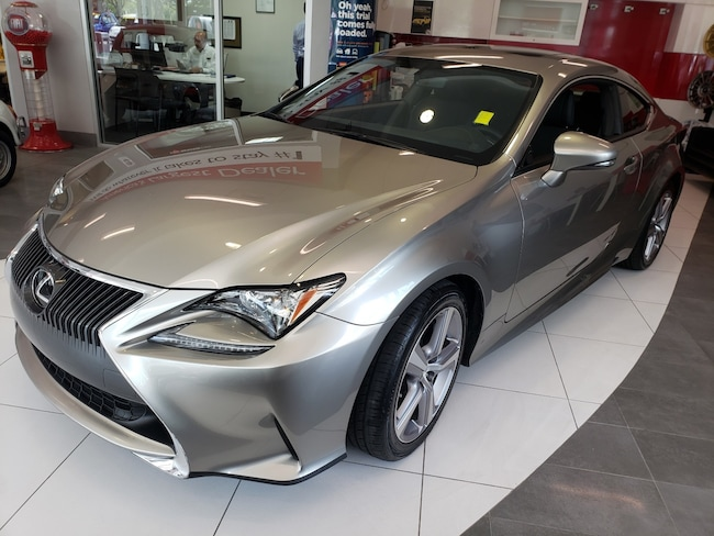 Used 2016 LEXUS RC 200t Coupe Near Miami