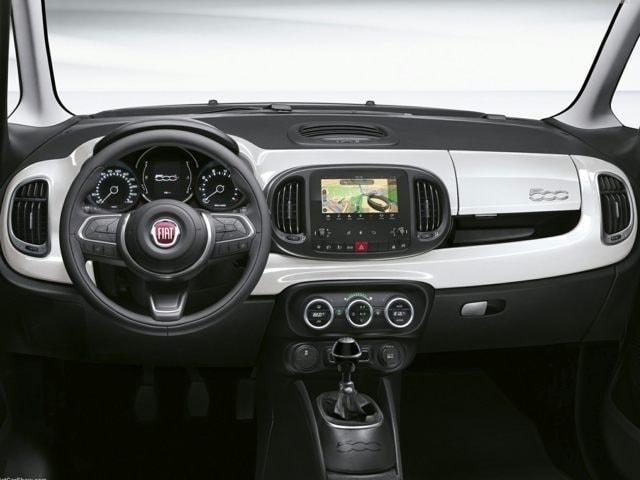 2018 FIAT 500L, 2018 FIAT 500L Interior ...