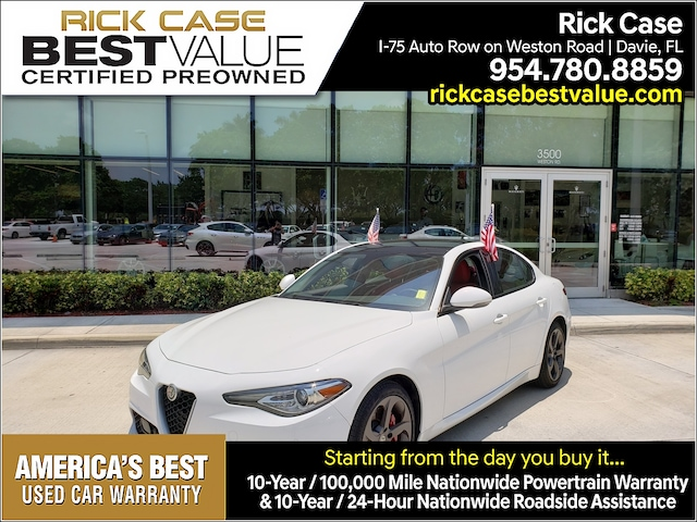 Used Cars Miami >> Used Cars Miami Area Rick Case Fiat Used Cars