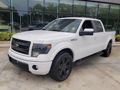 Used 2013 Ford F-150 2WD Supercrew 145 1FTFW1CT0DFB64548 TDFB64548 Davie FL