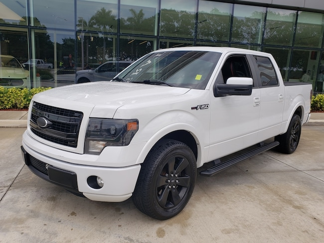 Used 2013 Ford F-150 2WD Supercrew 145 Near Miami