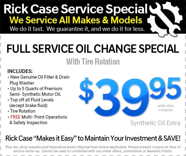Oil Change Specials >> Auto Service Specials Cleveland Hyundai Service Coupons Cleveland