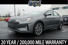 New 2019 Hyundai Elantra Limited Sedan Roswell