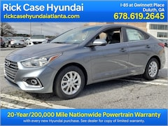 New 2019 Hyundai Accent SEL Sedan Roswell