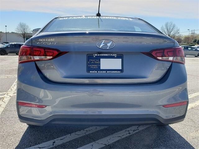 New 2018 Hyundai Accent Atlanta Area Rick Case Hyundai Of Roswell