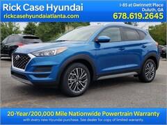 New 2019 Hyundai Tucson SEL Wagon Duluth