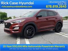 New 2019 Hyundai Tucson Night Wagon Duluth