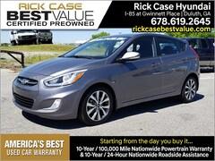 Used 2016 Hyundai Accent Sport Hatchback Duluth