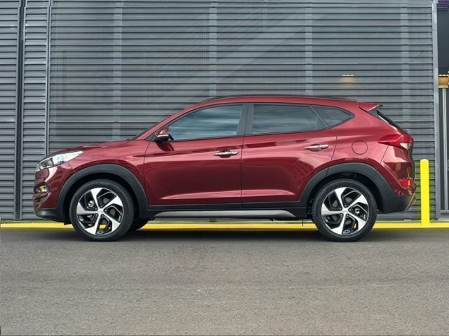The New Hyundai Tucson