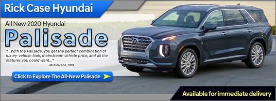 New & Used Hyundai Dealer Ft Lauderdale | Rick Case Hyundai