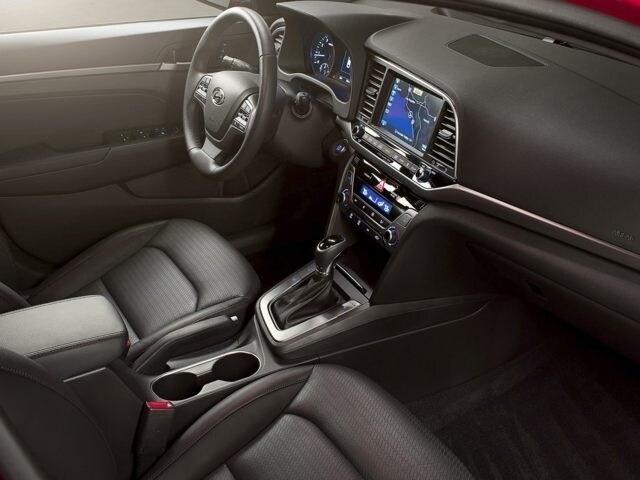 2017 Hyundai Elantra, 2017 Hyundai Elantra Interior ...